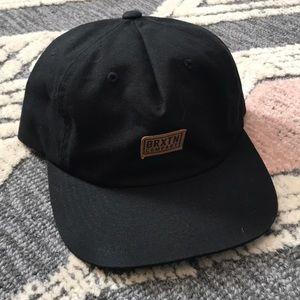 Brixton hat, black